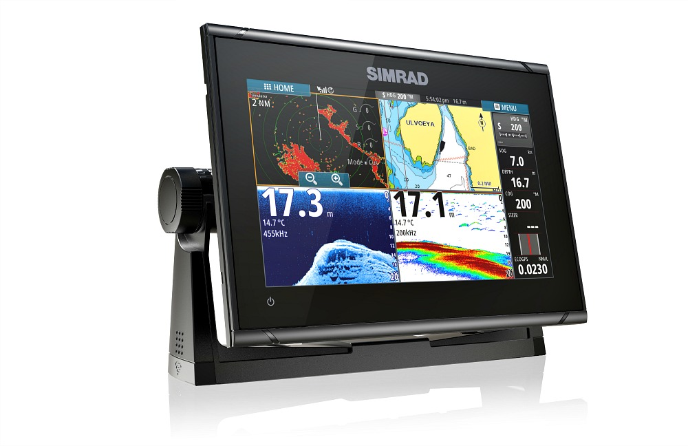Announcing the launch of the SIMRAD® GO9 XSE with radar capability