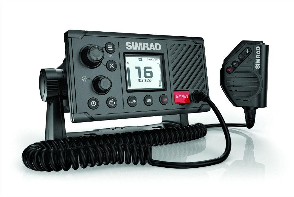 Announcing new Simrad RS20 VHF Marine Radio